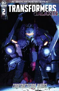 [Transformers: Galaxies #2 (Cover A Ramondelli) (Product Image)]