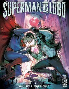 [Superman Vs. Lobo #1 (Product Image)]
