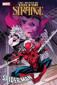 [The Death Of Doctor: Strange Spider-Man #1 (Product Image)]