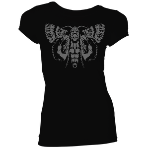 [Life Is Strange: Women's Fit T-Shirt: Max's Moth (Product Image)]