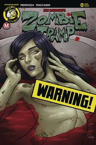 [Zombie Tramp: Ongoing #53 (Cover D Delatorre Risque) (Product Image)]