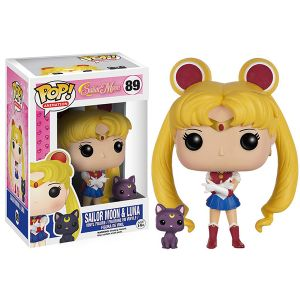 [Sailor Moon: Pop! Vinyl Figure: Sailor Moon & Luna (Product Image)]
