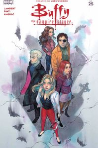 [Buffy The Vampire Slayer #25 (Cover C Frany Foil Variant) (Product Image)]