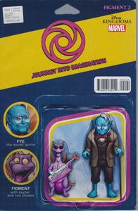 [Figment 2 #2 (Christopher Action Figure Variant) (Product Image)]