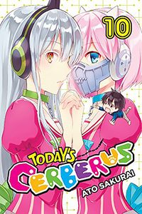 [Today's Cerberus: Volume 10 (Product Image)]