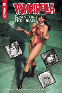 [Vampirella: Roses For Dead #1 (Cover A Linsner) (Product Image)]