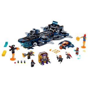 [LEGO: Marvel Avengers: Hellicarrier (Product Image)]