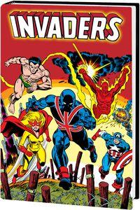[Invaders: Omnibus (Kane DM Variant Hardcover) (Product Image)]