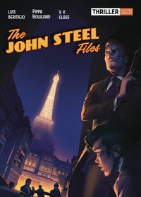 [The cover for The John Steel Files (Oneshot)]