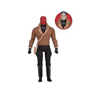 [Batman: The Adventure Continues: Action Figure: Red Hood (Product Image)]