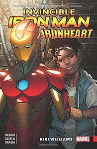 [Invincible Iron Man: Ironheart: Volume 1: Riri Williams (Product Image)]