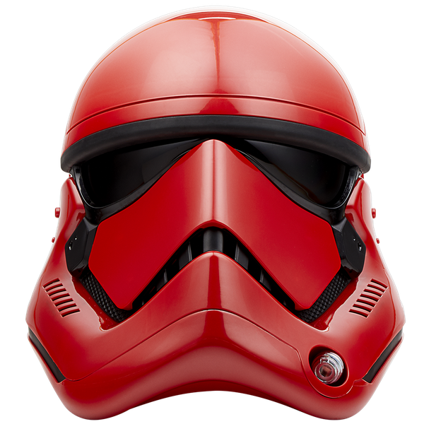 [The cover for Star Wars: Galaxy's Edge: Black Series Replica Helmet: Captain Cardinal]