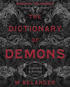[Names Of The Damned: The Dictionary Of Demons: Expanded & Revised (Product Image)]