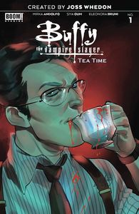 [Buffy The Vampire Slayer: Tea Time #1 (Cover A Andolfo) (Product Image)]