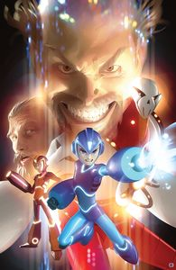 [Mega Man: Fully Charged #5 (Cover C Garner Variant) (Product Image)]