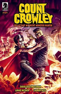 [Count Crowley: Reluctant Monster Hunter #4 (Product Image)]