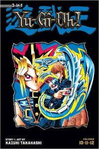 [Yu-Gi-Oh!: 3-In-1 Edition: Volume 4 (Product Image)]