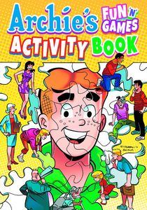 [Archie Fun 'N' Games Activity Book (Product Image)]