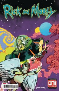 [Rick & Morty #46 (Cover B) (Product Image)]