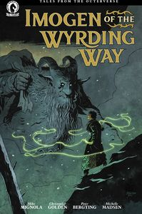 [Imogen Of The Wyrding Way (One-Shot Cover A Bergting) (Product Image)]