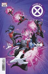 [House Of X #6 (Coello Character Decades Variant) (Product Image)]