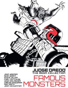 [2000AD: Judge Dredd: Mega Collection: Issue 73: Famous Monsters (Product Image)]