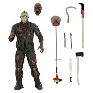 [Friday The 13th Part VII: The New Blood: Action Figure: Ultimate Jason (Product Image)]