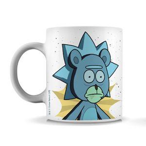 [Rick & Morty: Mug: Teddy Rick (Product Image)]