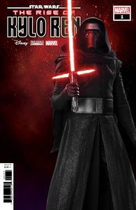 [Star Wars Rise Kylo Ren #1 (Movie Variant) (Product Image)]