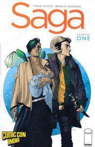 [Saga #1 (India Comic Con Exclusive Edition) (Product Image)]