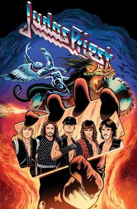 [Rock & Roll Biographies (Cover B Judas Priest Metal Variant) (Product Image)]