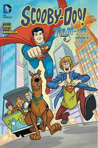 [Scooby Doo Team Up: Volume 2 (Product Image)]