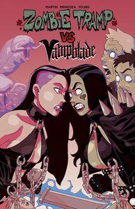 [Zombie Tramp Vs Vampblade (Product Image)]