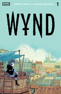 [Wynd #1 (3rd Printing) (Product Image)]