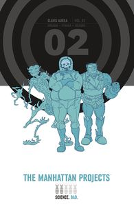 [Manhattan Projects: Volume 2 (Hardcover) (Product Image)]