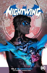 [Nightwing: Volume 6: The Untouchable (Product Image)]