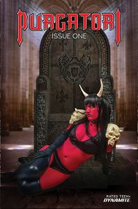 [Purgatori #1 (Cover D Cosplay) (Product Image)]
