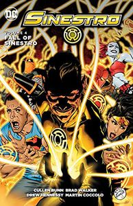[Sinestro: Volume 4: The Fall Of Sinestro (Product Image)]