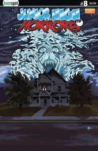 [Junior High Horrors #8 (Cover A Fright Night Parody) (Product Image)]