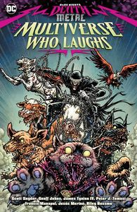 [Dark Nights: Death Metal: The Multiverse Who Laughs (Product Image)]