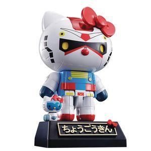 [Hello Kitty: Chogokin Diecast Gundam: Colour Version (Product Image)]
