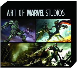 [Art Of Marvel Studios (Hardcover) (Product Image)]