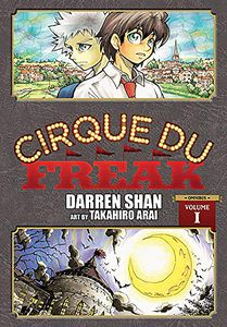 [Cirque Du Freak: Volume 1 (Product Image)]