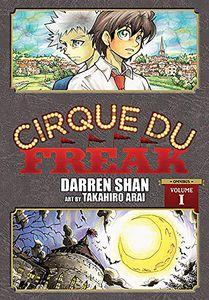 [Cirque Du Freak: Volume 1 (Product Image)]