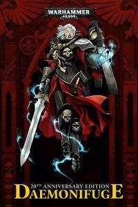 [Warhammer 40K: Daemonifuge: 20th Anniversary Edition (Hardcover) (Product Image)]