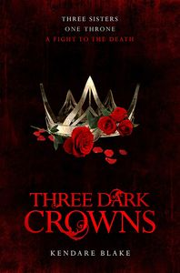 [Three Dark Crowns (Signed Edition) (Product Image)]