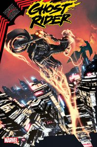[King In Black: Ghost Rider #1 (Parel Variant) (Product Image)]
