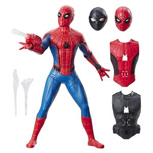 [Spider-Man: Far From Home: Action Figure: Web Gear Spider-Man (Product Image)]