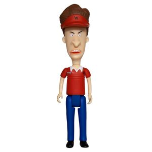 [Beavis & Butthead: ReAction Action Figure: Wave 1: Burger World Butthead (Product Image)]