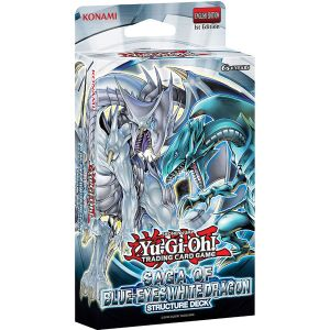 [YU-GI-OH!: Trading Card Game: Structure Deck: Saga Of Blue-Eyes White Dragon (Product Image)]